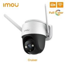 Сетевой видеорегистратор Dahua Imou Cruiser IPC-S22FP Wi-Fi Камера PTZ наружная IP67 всепогодный аудио Запись Камера AI обнаружения человека Камера