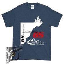 T-Shirt Men 1200GS Motorrad 1150 R-650 800 Tees Fans New