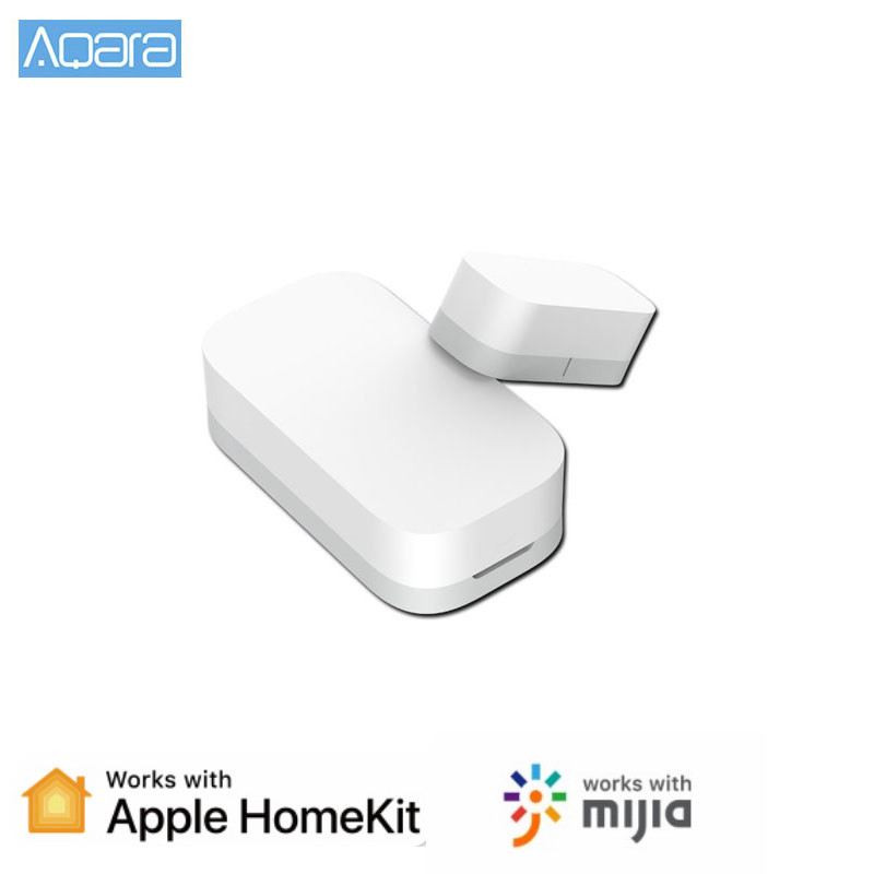 Aqara Door Window Sensor Connect to Hub Aqara M2 Gateway Work in Zigbee Protocol intelligent linkage For Mijia Smart Home