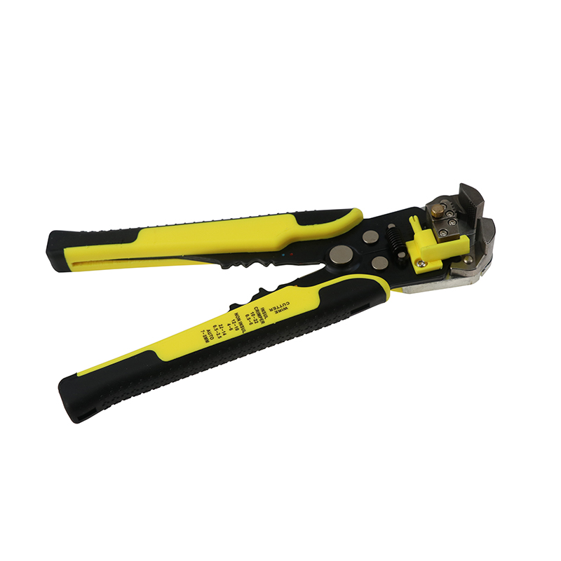 Купить с кэшбэком 0.2-0.6mm Peeling Shear Wire Strippers Stripper Tool Mini Pliers Cable Cutters Tools Crimping Plier Stripping Multitool Function