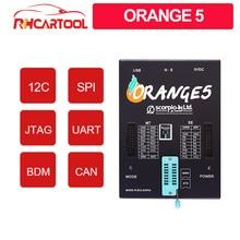 Автомобильные аксессуары оранжевый 5 программатор диагностический инструмент с полным адаптером оранжевый 5 ECU Программатор диагностические инструменты оранжевый 5