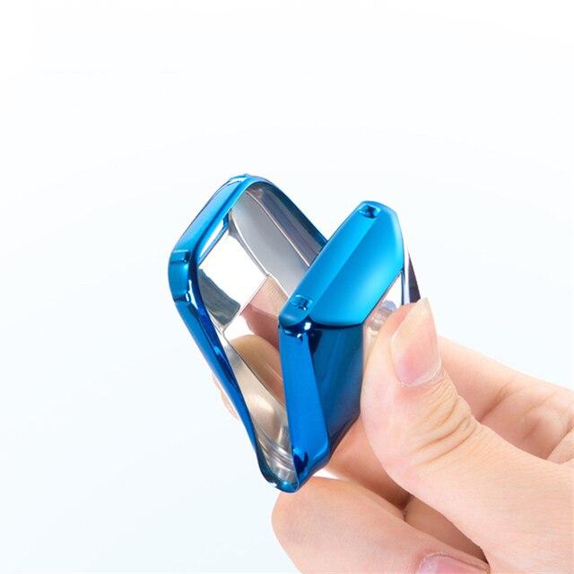 Beautiful Full cover New Soft TPU car key case shell For Kia Rio QL Sportage Ceed Cerato Sorento K2 K3 K4 K5 Auto Accessories 3
