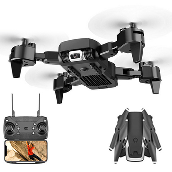 Quadcopter Drone HD Camera Portable Foldable Stable Headless 360 Degree Rotating FAS6