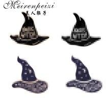 Enamel Pin Badge Brooch Letter Pin Hat Magic Warlock Halloween Creepy Kawaii Fairy Goth Hat Pins enamel pin badge brooch letter pin hat magic warlock halloween creepy kawaii fairy goth hat pins