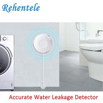 Wireless WIFI Leakage Alarm Detector Flood Water Sensor Detection No Hub Required Tuya Smart Water Leak Sensor лонгслив printio irish mexican alliance