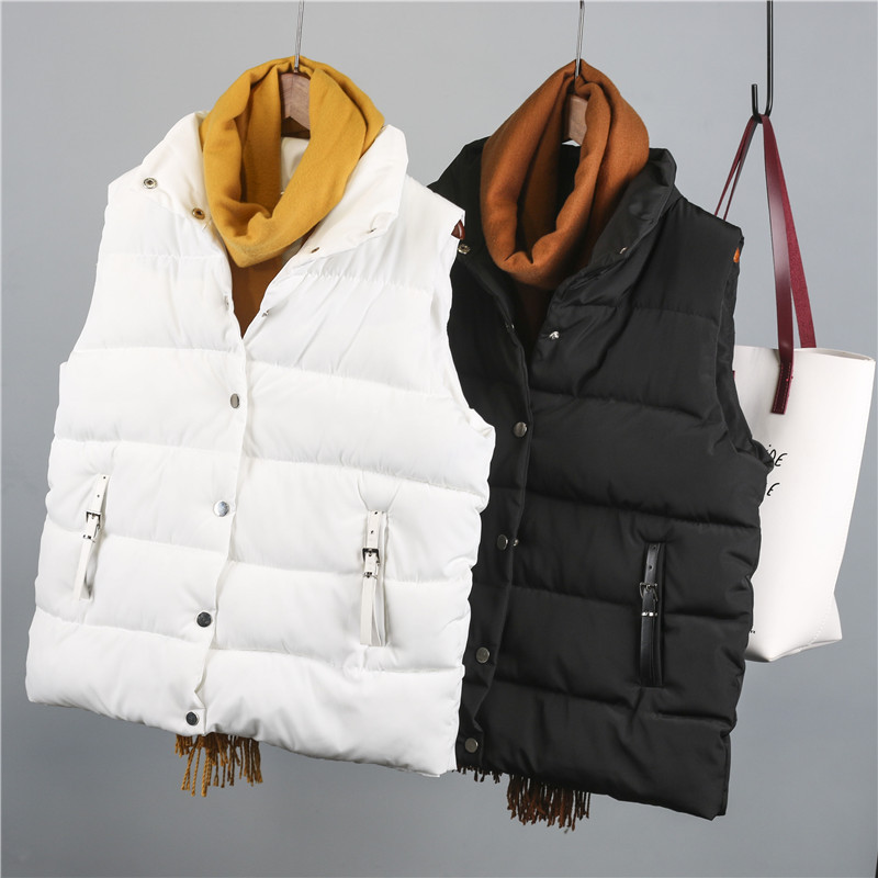 Plus-sized Down Jacket Cotton-padded Clothes 200 Of Fat Mm Mid-length Thick WOMEN'S Coat Winter Waistcoat Fashion