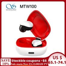 Máy Nghe Nhạc Shanling MTW100 V2 Tai Nghe Không Dây TWS Bluetooth 5.0 IPX7 Chống Thấm Nước Trong Tai Nghe Nhét Tai Không Dây Tai Nghe
