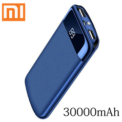 Xiaomi Power Bank 30000mAh Powerbank Waterproof External Battery Phone Accessories  Buy 2 Get 10% OFF MI Poverbank Dropshipping