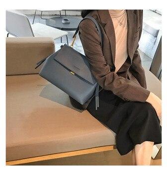 Designer Fashion Female Shoulder Bag Genuine Leather Women Handbag Large Capacity Crossbody Luxury Women Bags High Quality