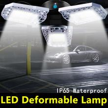 Duutoo светодиодный светильник e27 лампочка 60 Вт 80 100 деформирующий