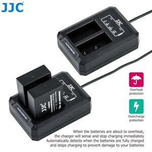 Image 5 - Jjc BC W126 usbデュアルバッテリー充電器NP W126 NP W126S富士フイルムXT30 XT3 X100V XT20 XE3 X100F XPRO3 XPro2 XA3 XA5