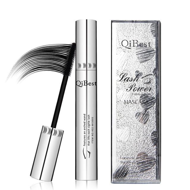 4D Silk Fiber Eyelash Mascara Waterproof Rimel 3d Mascara For Eyelash Extension Black Thick Lengthening 4d Rimel Makeup Cosmetic 5