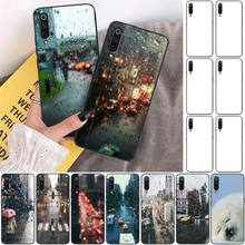 LJHYDFCNB Raindrops beauty DIY Printing Phone Case cover Shell for xiaomi mi 8 9 8SE 9SE 8Lite mix2 2S max2 3 Pocophone F1 for xiaomi pocophone f1 case slim skin matte cover for xiaomi f1 pocophone f1 case xiomi hard frosted cover xiaomi poco f1 case
