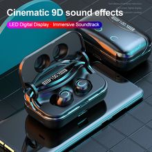 G08 Bluetooth 5.1 Earphone Touch Control Wireless Headphons