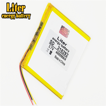 "3 lines 318292 Battery 7"" For Prestigio Grace 3118 3G PMT3118 Tablet Battery 3.7V 4000mah Polymer li ion+Tracking"