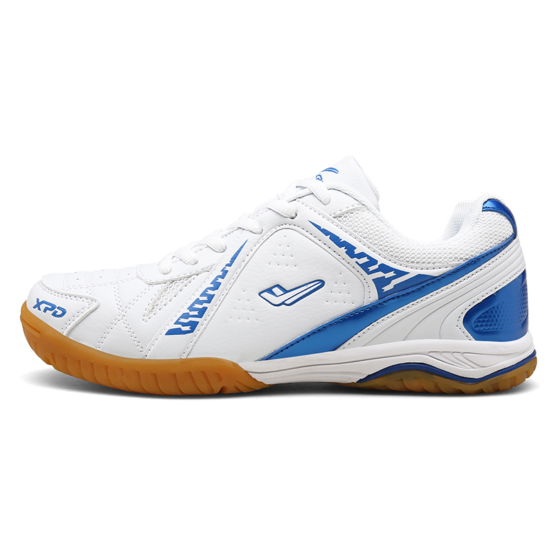 Unisex Professional Table Tennis Shoes Rubber Bottom Pingpong Sports Trainers Anti-Slippery Breathable Sports Shoes