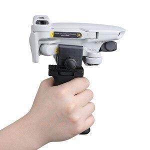 Image 4 - Supporto per supporto portatile selfie stick staffa di atterraggio per dji mavic mini 2 /mavic mini 1 accessori per droni
