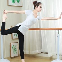 New Design Women Training Yoga set  Gym Fitness Clothing Split Dance Clothes Body Exercise clothing Performance clothes Bodysuit