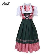 Anbenser в винтажном стиле готическом «лолита» платье для женщин