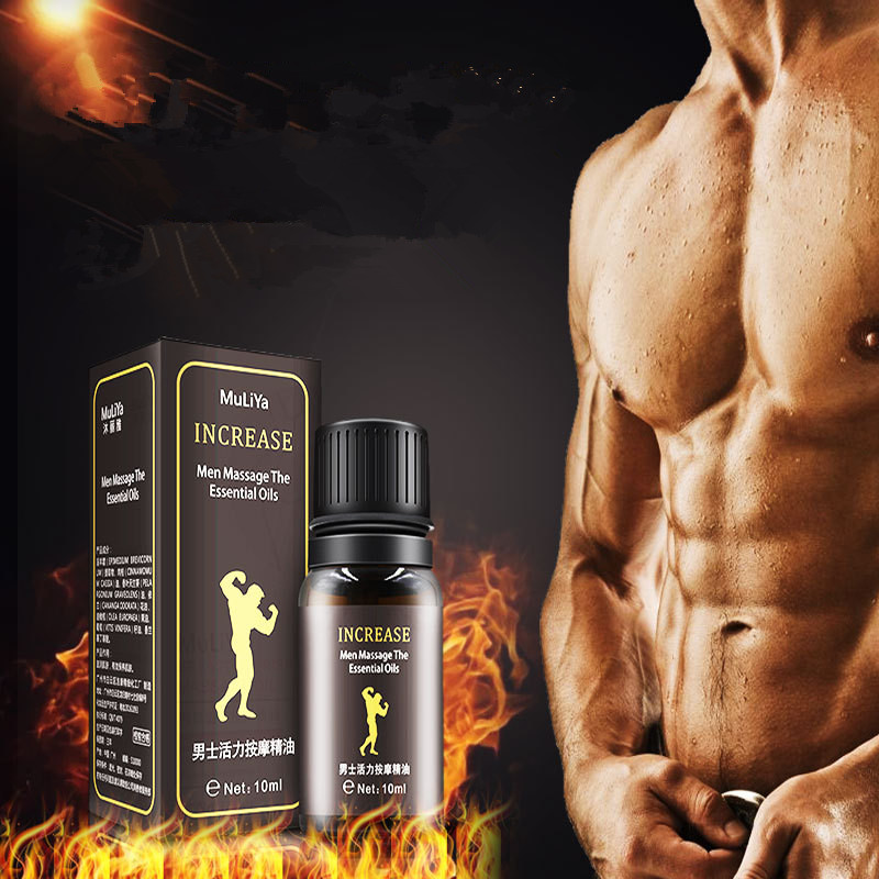 Adult Sex Product Penis Enlargement Pills Sex Delay Cream Lubricant for Men Increase Big Dick Growth Thickening Oil 10ml