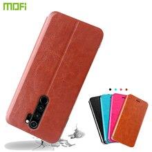 עבור Xiaomi Redmi הערה 7 8 פרו מקרה MOFI Flip עור מפוצל Stand מקרי Redmi הערה 8t הערה 8 פרו ספר סגנון ספר סגנון כיסוי