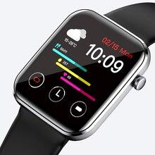 SENBONO Life1 yeni akıllı saat erkek spor spor izci BT müzik kontrol cihazı çalar saat hatırlatma kadınlar için Smartwatch telefon