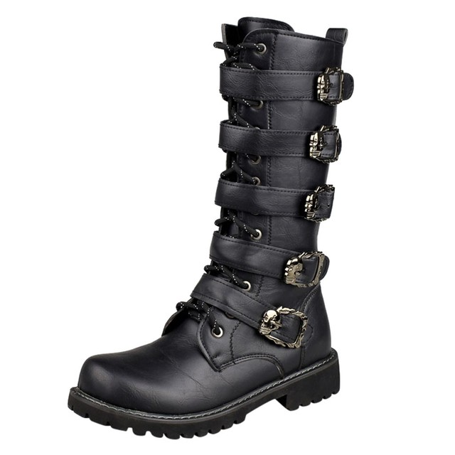 Road Shoes Motorcycle Riding Boots #YL5