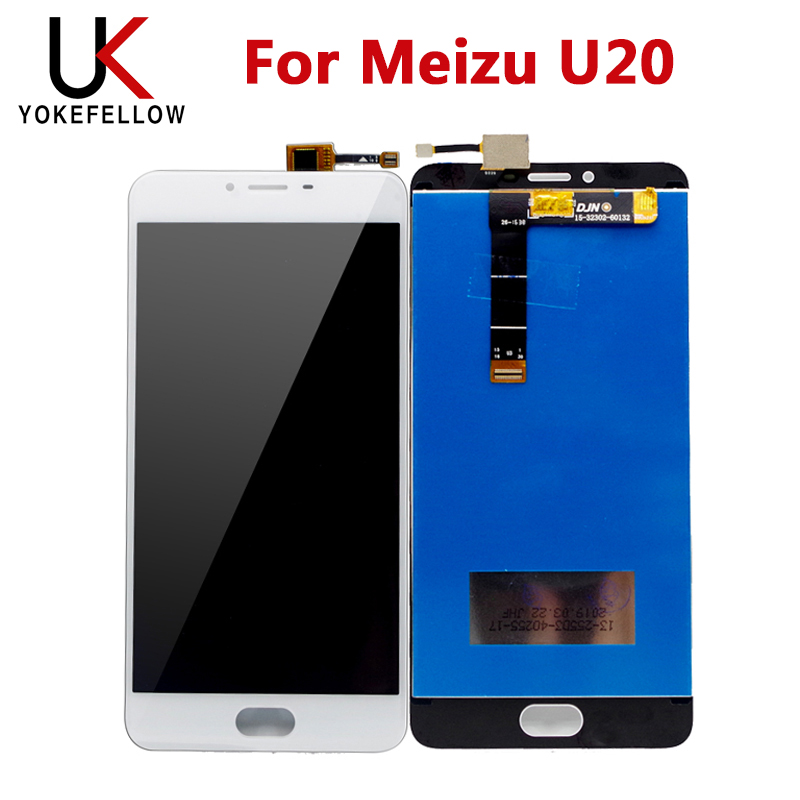LCD Display For Meizu U20 LCD Display With Touch Screen Assembly