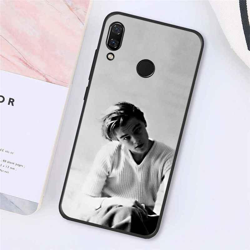 Maiyaca Thoáng Mát Leonardo Dicaprio Trẻ Trung Ốp Lưng Điện Thoại Xiaomi Redmi8 4X 6A S2 Đi Redmi 5 5Plus Note4 5 7 Note8Pro 8T