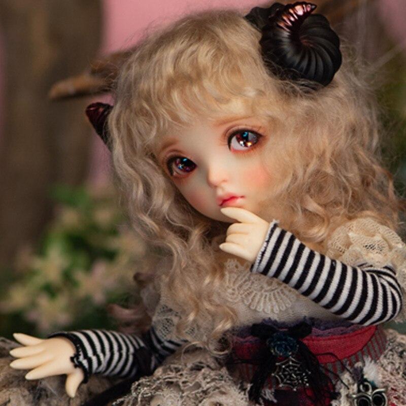 CP/Fairyland Littlefee Cygne 1/6  BJD YOSD Joint Doll Body Model Girls Toy Birthday Present