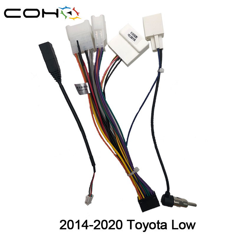 COHO For Toyota VW  IOS Cable
