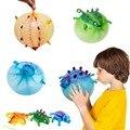 Забавный дуя животных Vent Smash игрушка для мальчиков надувной динозавр с изящными бубонами для игрушки Водный Шар Squeeze Новинка вечерние игруш...
