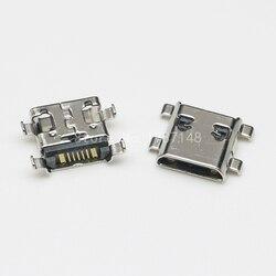 100 шт. Micro USB 7-контактный разъем, разъем для передачи данных, задний разъем для Samsung S3 mini i8190 i8160 S7562 S7582, разъем для порта
