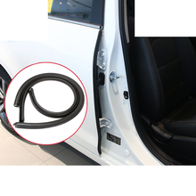 Lsrtw2017 Rubber Car Door Sealing Strip Trims for Kia K3 Cerato Interior Mouldings Accessories