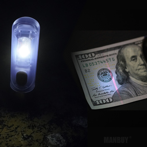 Image 5 - Nitecore TIKI CRI 백색 + UV 빛 재충전 용 LED Keylight 300 루멘 붙박이 li 이온 건전지 소형 몸 손끝 플래쉬 등