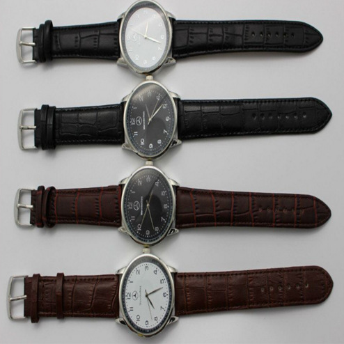 H1d8230a66cfd4e7ab95ec05f7aacc287y New Style Mercedes Belt Watch Men Korean-style Fashion Business Casual Leather Belt Bens