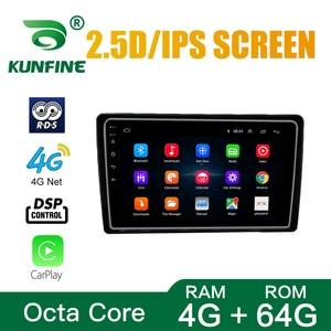 Image 1 - Car Radio For KIA SORENTO 2013 Octa Core Android 10.0 Car DVD GPS Navigation Player Deckless Car Stereo Headunit