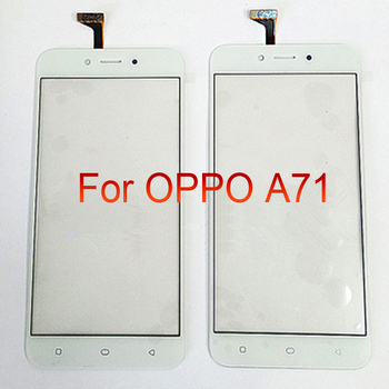 OPPO A71 a71 Touch Panel Screen Digitizer Glass Sensor Touchscreen Touch Panel With Flex Cable Replacement oppoa71