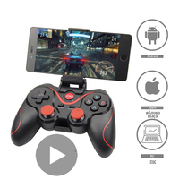 Joystick de gatillo inalámbrico para teléfono móvil, Control de juego para teléfono móvil, Bluetooth, Android, iPhone, PC