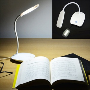 LED Desks Lamp 1.5W USB Rechargeable Table Lamp 3 Modes Adjustable LED Desk Lamps 4 Color Eye protection Table Light