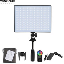 YONGNUO YN300 Air II YN300air II YN-300 air Pro 3200k-5500k RGB kamera LED lampa wideo dla Canon Nikon(China)