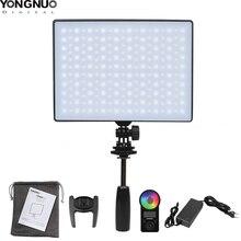 YONGNUO luz LED para cámara de vídeo, YN300 Air II, YN300air II, YN 300, air Pro, 3200k 5500k, RGB, para Canon y Nikon