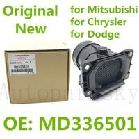 Original New Mass Air Flow Sensor MAF E5T08171 MD336501 For Mitsubishi Pajero
