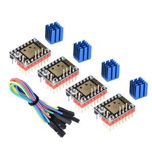 Image 4 - BIGTREETECH SKR V1.4 Turbo BTT SKR V1.4 Control Board 3D Printer Parts MKS SGEN L TMC2209 tmc2208 CR10 Ender3 Upgrade SKR MINI