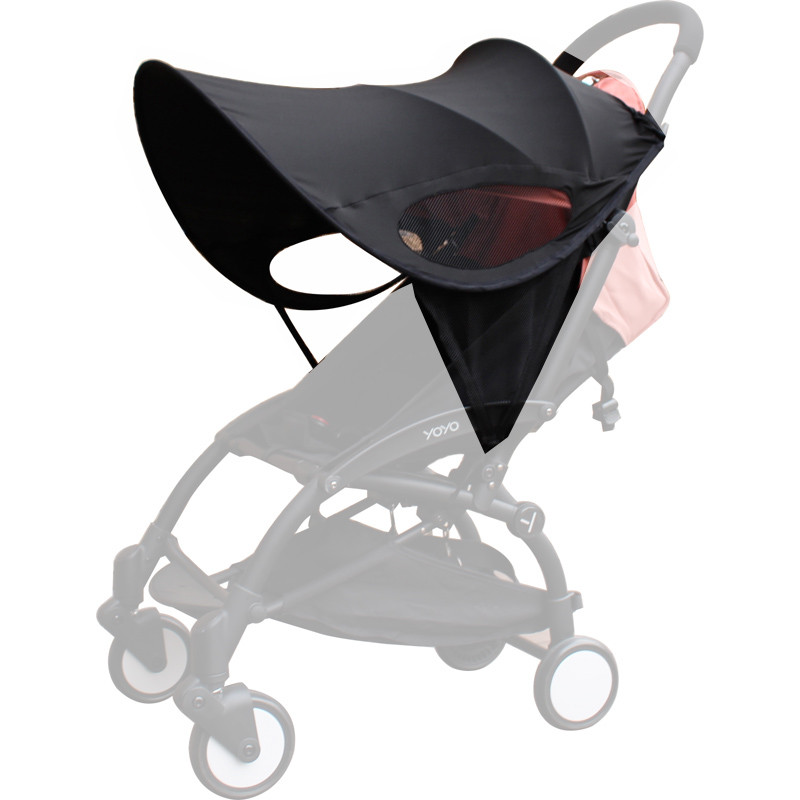 Universial Baby Strollers Sunshade Awning  Anti-UV Ray Canopy Cover Universal Stroller Accessories Fit YOYO YOYA For Pushchair