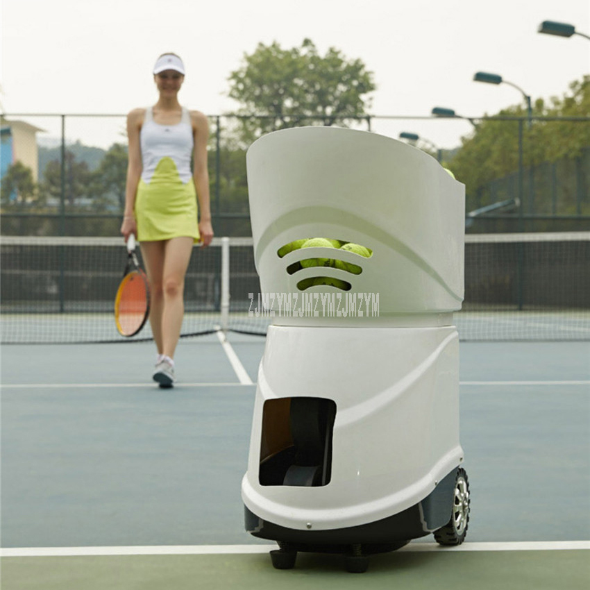 Tennis Training Machine Pro Tennis Automatic Serving Machine Server Mobile Phone Remote Control Training Device TS-06/TS-08