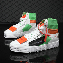 Fashion Men Shoes Comfortable Light Brand Sneakers for Men H