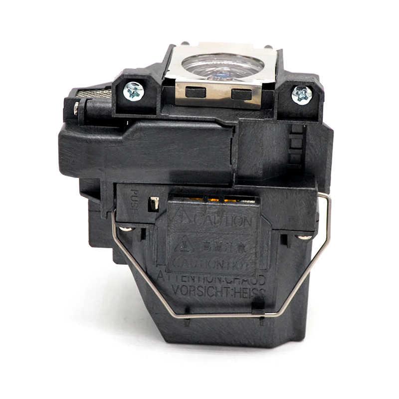 מקרן מנורת עבור ELPLP67 V13H010L67 EB-X02 EB-S02 EB-W02 EB-W12 EB-X12 EB-S12 S12 EB-X11 EB-X14 עם דיור лампа проектора