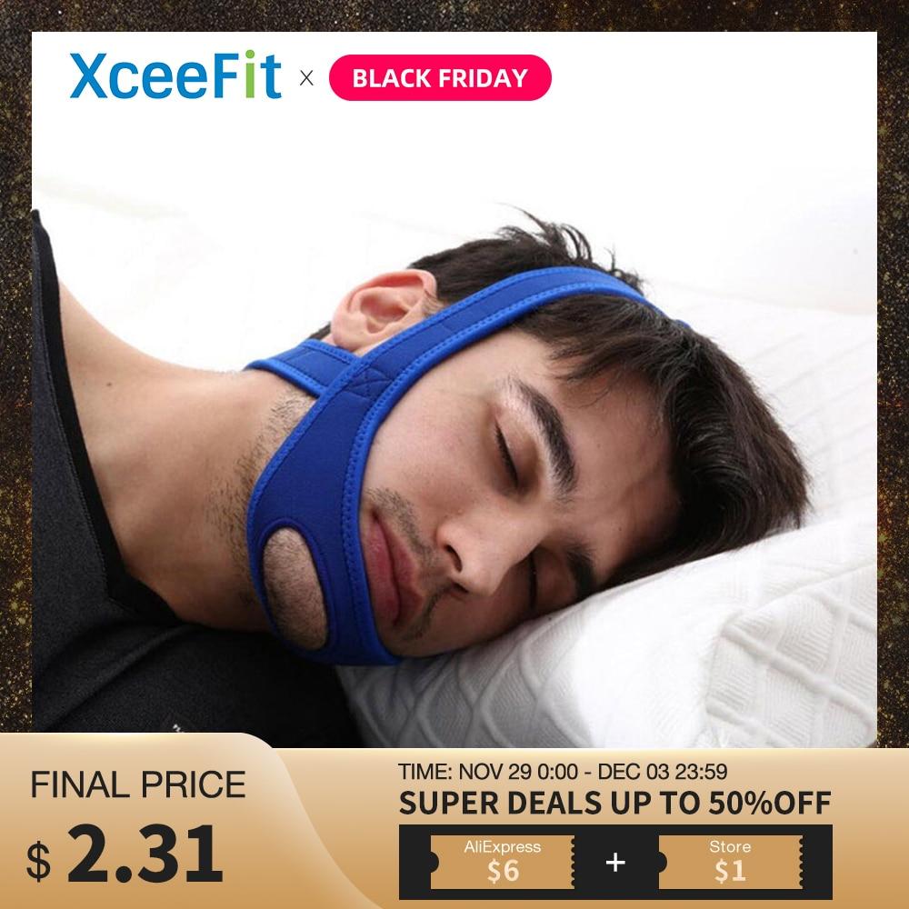 Sleep Apnea Anti Snoring Strap Chin Strap Anti Snoring Device Stop Snoring Sleep Support Health Care Tool Belt For Sleeping