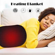 Heating Cushion Wet Heat Therapy USB Charging Pad Blanket for Back Pain and Cramps Relief  Home Office Car Supply
